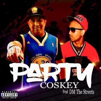 Coskey - Party ft DM The Streets