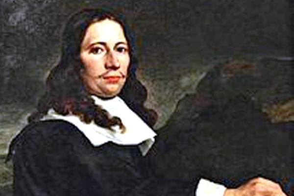 Portrait of Simon van der Stel