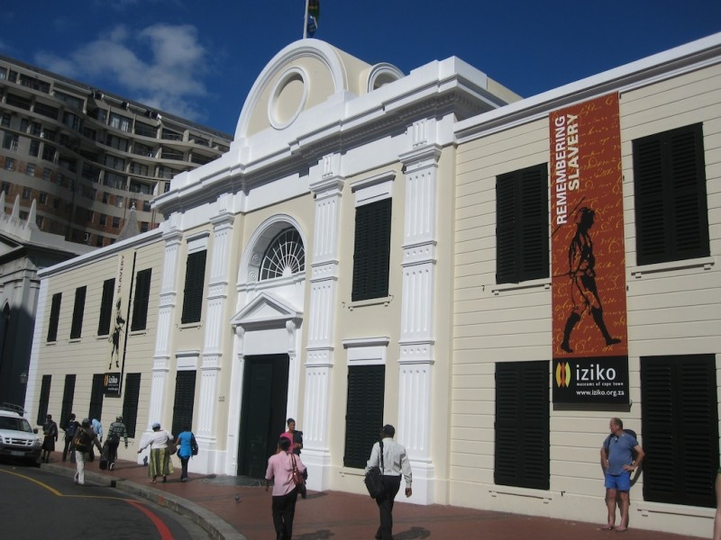 The Slave Lodge on Wale and Adderley streets is a crucial historical site. The writer says Cape slave culture may help to shape personal identity for many, but should not be folded into a generic, false idea of what it means to be coloured. Picture Credit: modernoverland.com
