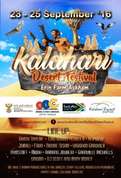 The Kalahari Desert Festival - Celebrating the Culture of the !Khomani San