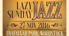 World Class Line-up for Lazy Sunday Jazz