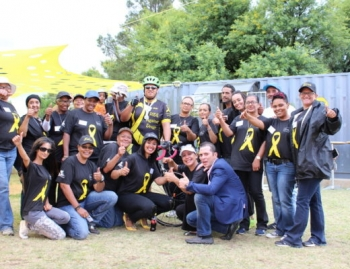 Yellow Ribon Foundation Launched in Eldos