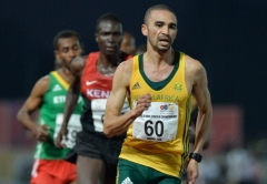 Elroy Gelant Aims for Podium Finish in Rio Olympics 5000m Final
