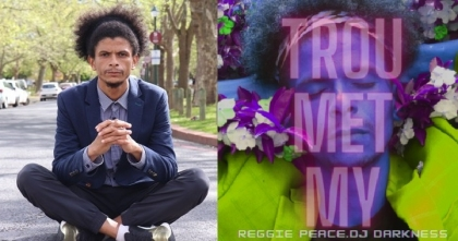 Afrikaans RnB Single Trou Met My by Reggie Peace Paves Way for New Album
