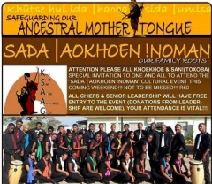 SADA |AOKHOEN !NOMAN - Diverse Genres on Line-up of KSAAG's 2nd Annual Choir Tour from Namibia