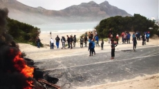 A Hungry Man is an Angry Man - The Hout Bay Quota Protests