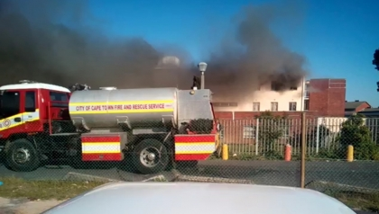 Fire Causes Huge Loss at Orphanage