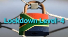 LOCKDOWN LEVEL-4 – What is permitted as from 1 May 2020?