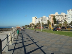 Whose city is it anyway? Seapoint Promenade Dogs More Welcome Than The Poor